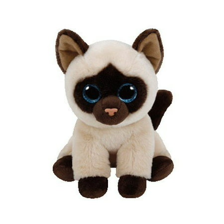 TY Beanie Babies - Jaden The Siamese Cat Small 6