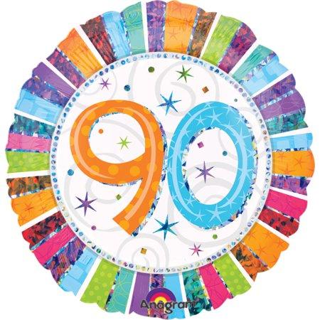 Celebrate 90 Round 18