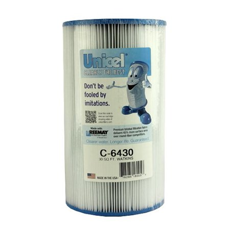 Unicel Hot Springs Watkins Hot Tub Spa Filter Replacement Cartridge (3 (Watkins Replacement)