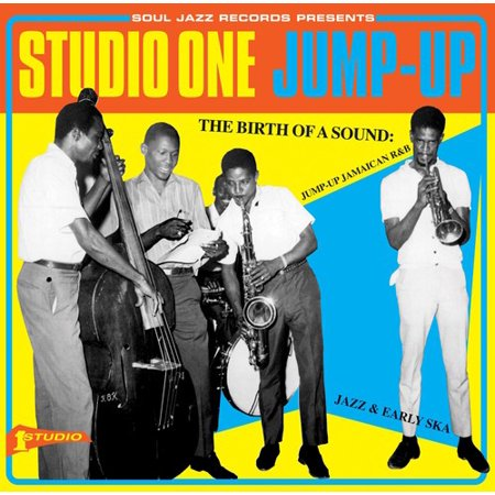 Soul Jazz Records: Studio One Jump Up (Studio Equipment For Music)