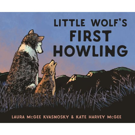 Little Wolf's First Howling (One Little Coyote Howling At The Moon)