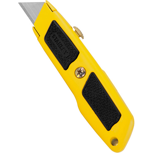 Stanley Hand Tools 10-779 Swivel-Lock Carpet Knife Retractable Blade