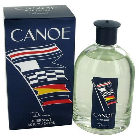 CANOE by Dana,After Shave Splash 8 oz, For Men (Best Men's Aftershave Splash)
