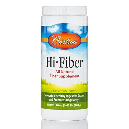 Salut-fibre - 10 oz (283 grammes) par Carlson Labs