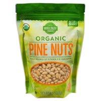 Product of Wellsley Farms Organic Pine Nuts, 8 oz.