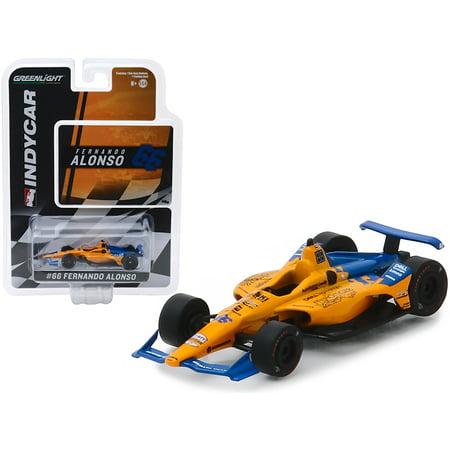 Dallara Indy Car #66 Fernando Alonso