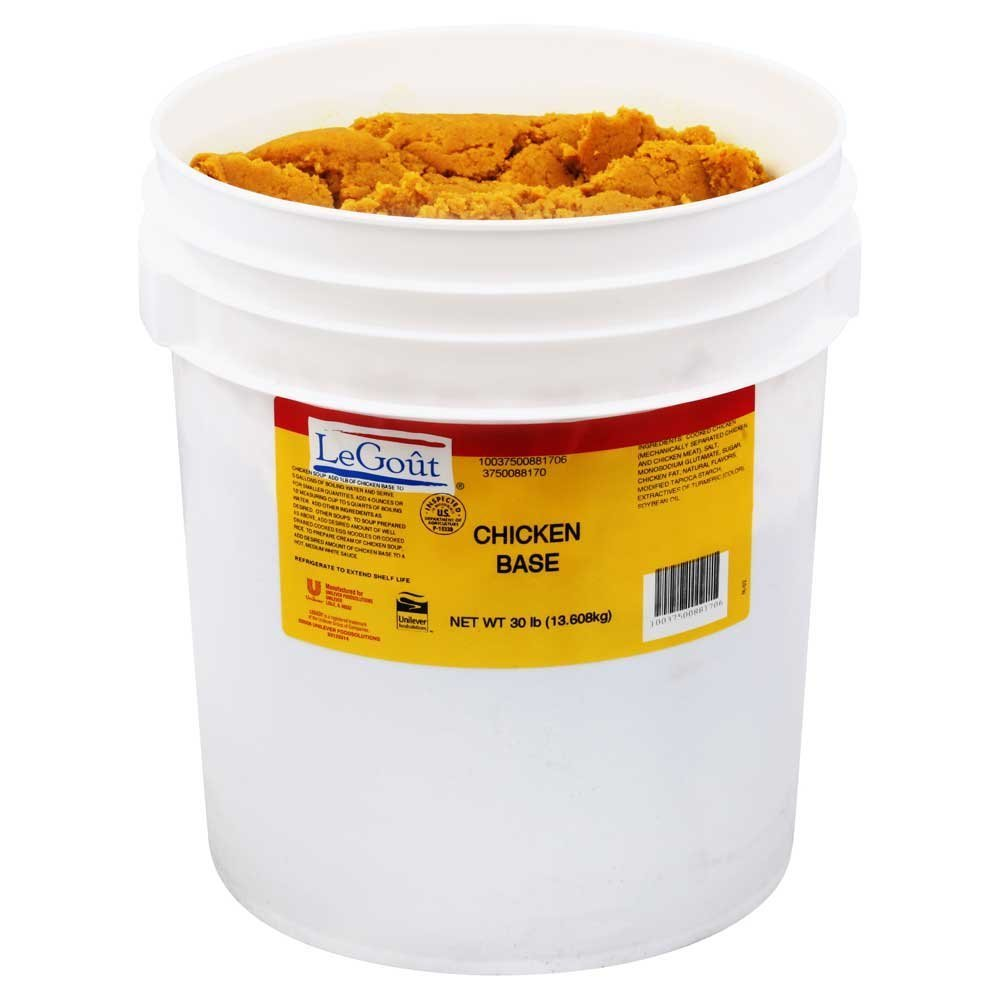 Fully Cooked Chicken Base 30 Pound -- 1 Case