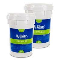 Rx Clear Granular Chlorine - 100 lbs