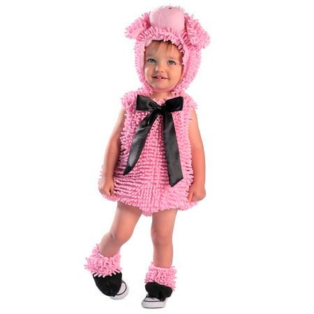 Halloween Child Squiggly Piggy Costume](Halloween Piggy Bank)