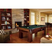 Brunswick Billiards Oak Hill Billiards 8' Pool Table