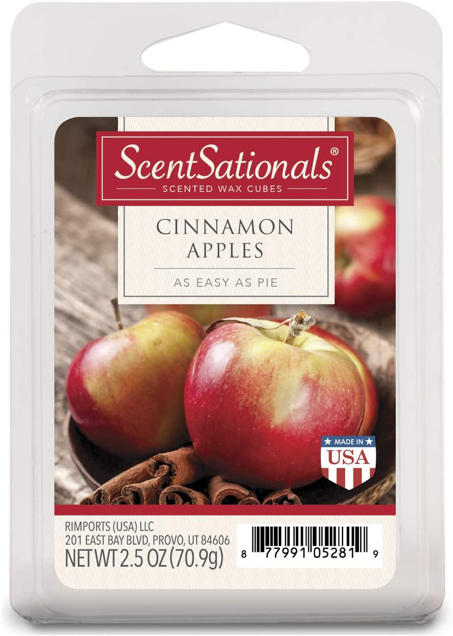 ScentSationals Wax Cubes Melts Tarts New Your choice New Fragrant Home Scents