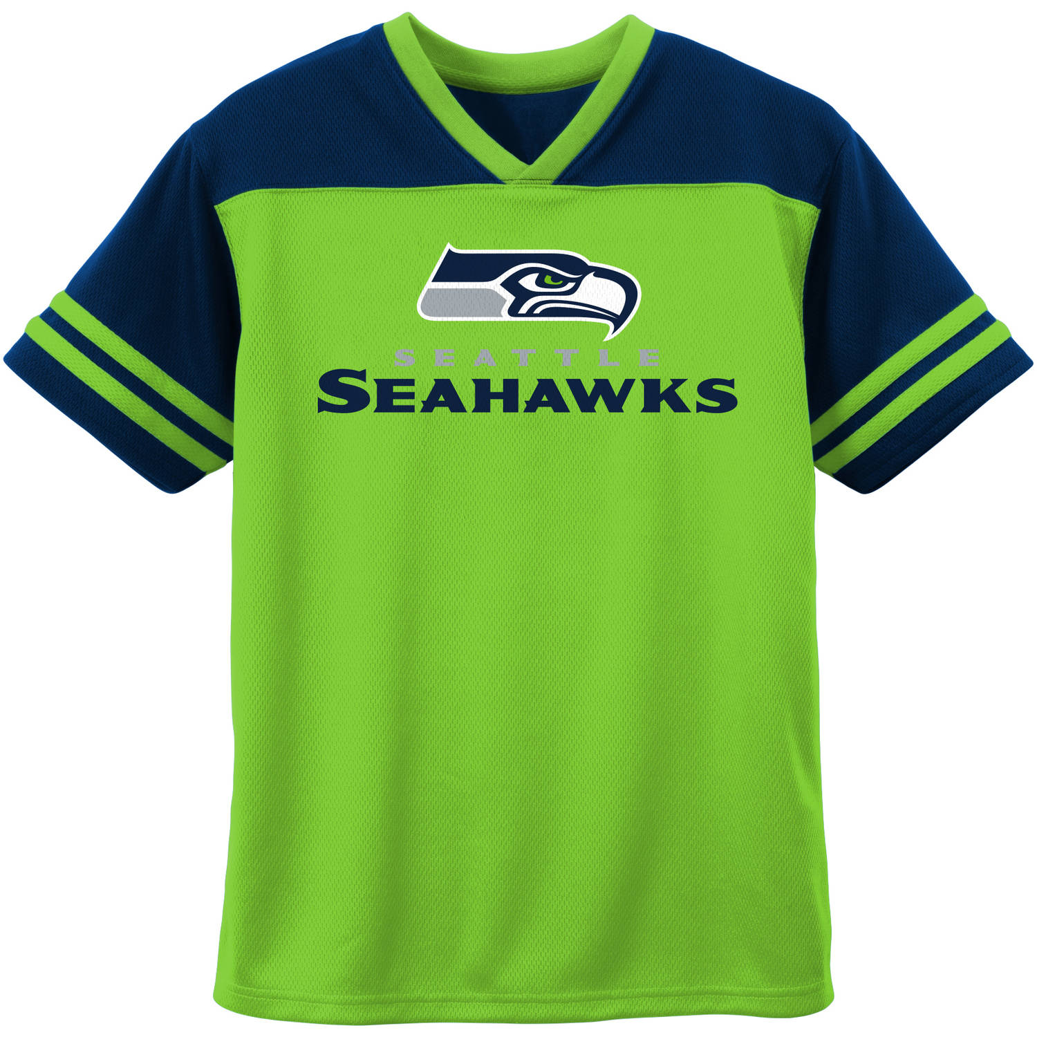 NFL Seattle Seahawks Toddler Short Sleeve Fashion Top