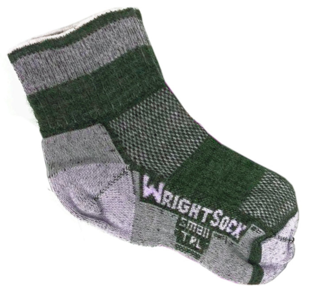 544 Double Layer TRL Quarter Socks 3/Pack