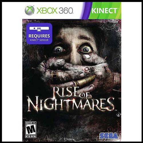 Rise Of Nightmares Kinect (Xbox 360) - Pre-Owned