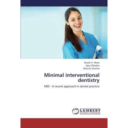 Minimal Interventional Dentistry - image 1 of 1