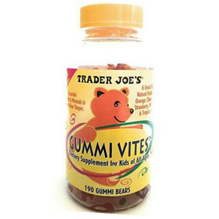 Trader Joe's Kids Gummi Vites-190