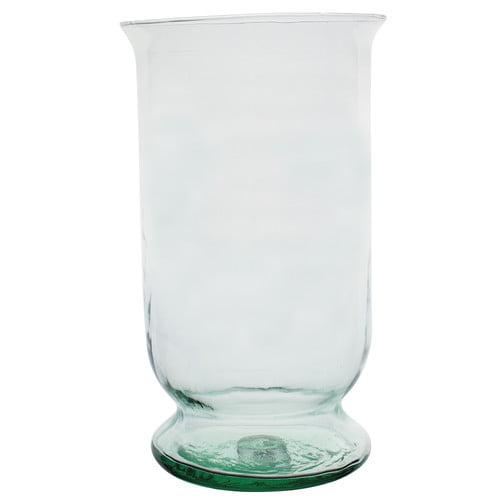 Libbey Floral Cylinder Vase Walmart Com