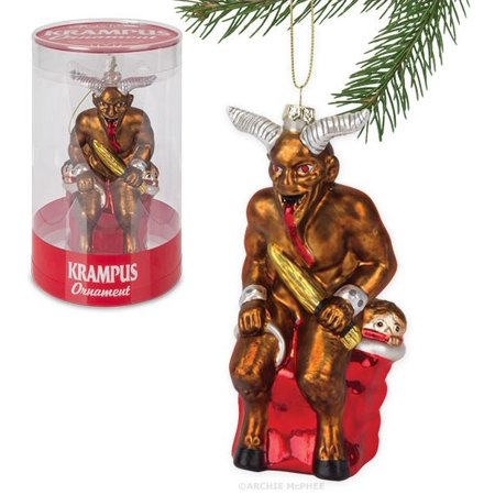 Krampus Ornament by Accoutrements - 12426