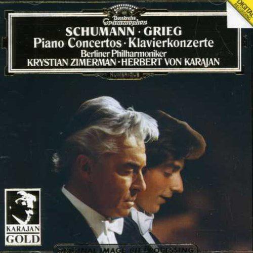 Schumann/Grieg - Schumann; Grieg: Piano Concertos [CD]