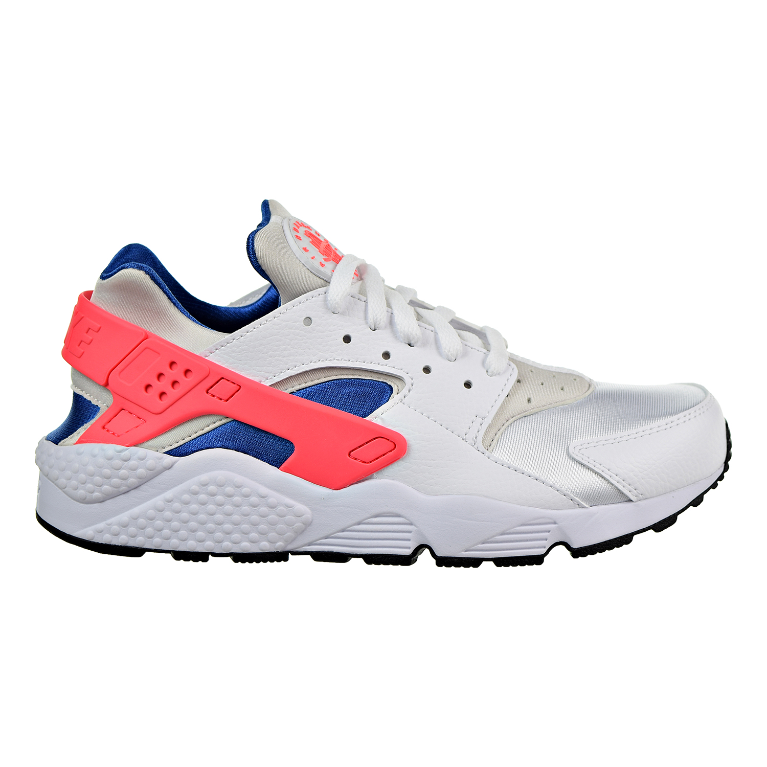 competitive price a6c0b 9be6d Nike Air Huarache Men s Running Shoes White Ultramarine Solar Red  318429-112 by Nike