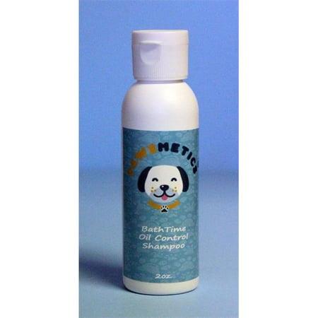 Pawsmetics PM0013002 Bath Time Oil Control Shampoo, 2 oz