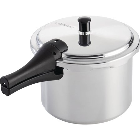 Farberware Cookware Aluminum 6 Quart Pressure (10 Quart Pressure Cooker As Seen On Tv)