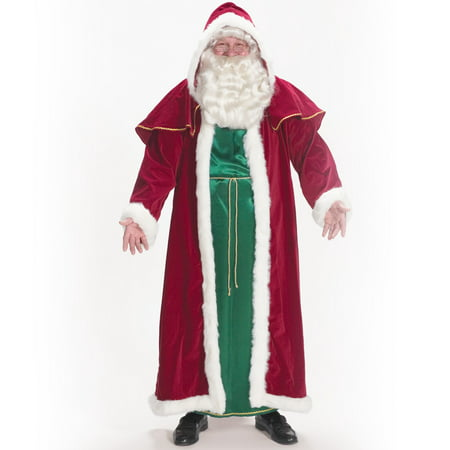 Victorian Santa Costume for Adults (Santa Costumes For Adults)