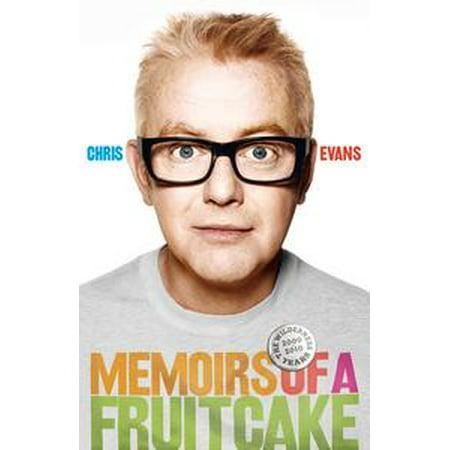 Holiday Fruitcake - Memoirs of a Fruitcake - eBook
