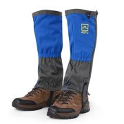 LYUMO 1 Pair Outdoor Sports Legging Gaiters Climbing Hiking Skiing Waterproof Snow Legging Gaiters Shoe Boots Cover for Adult
