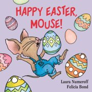 Happy Easter Mouse (Board Book)