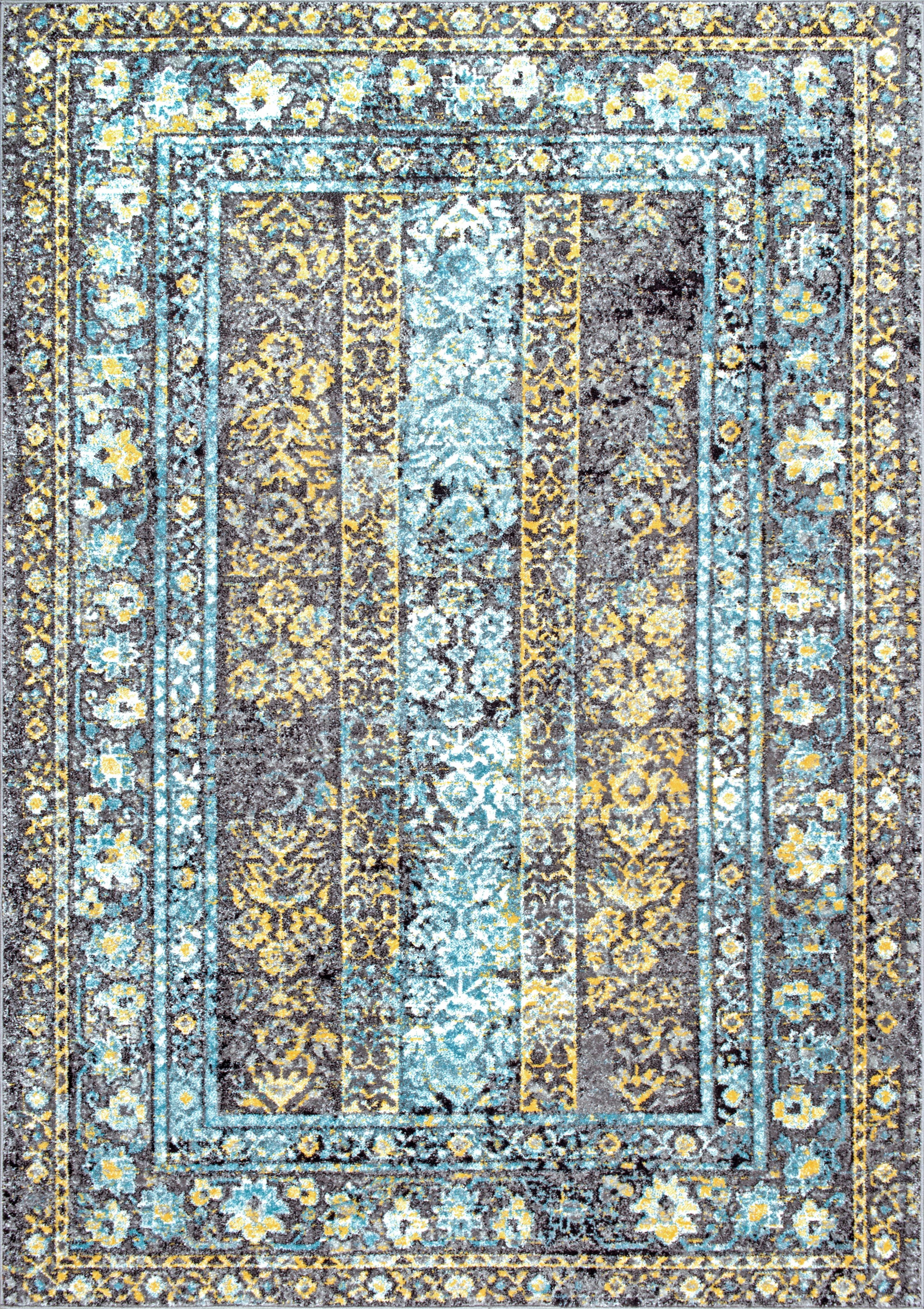 nuLOOM Floral Sherlene Area Rug or Runner by nuLOOM