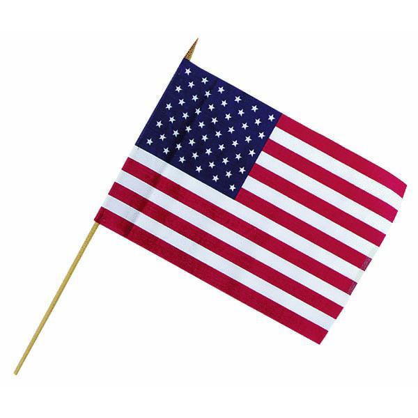 Cotton U.S.A. Hand Flag