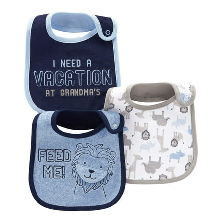 Child Of Mine By Carter's Bibs, 3-pack (Baby
