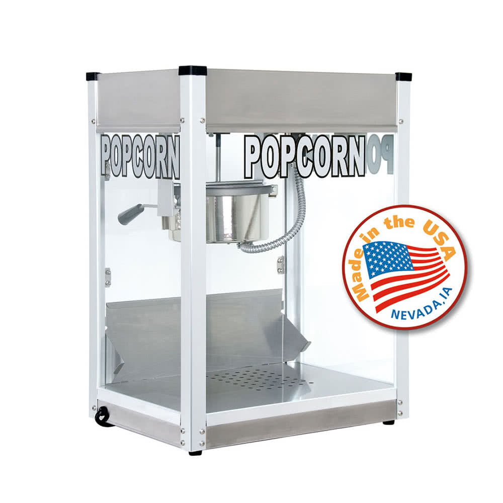 1106710 Professional Series 6 oz. Popcorn Machine by TableTop king