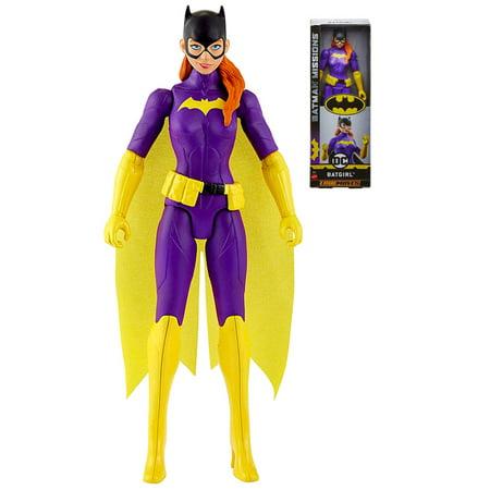 Batgirl Batman Mission True Moves Series 12