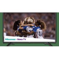 Walmart.com deals on Hisense 65-inch Class 4K UHD Roku Smart LED TV