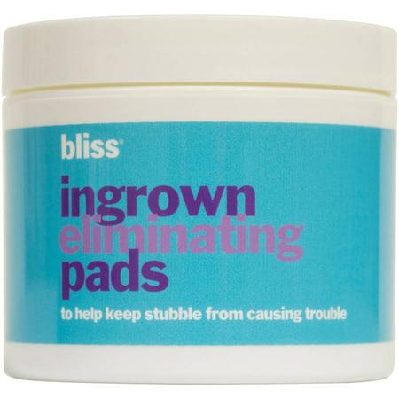 Bliss Ingrown Eliminating Pads  50 Ct