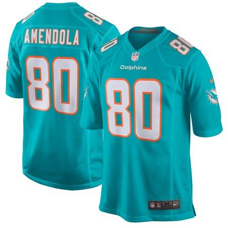 Miami Dolphins Jersey - Danny Amendola Miami Dolphins Nike Youth New 2018 Game Jersey - Aqua