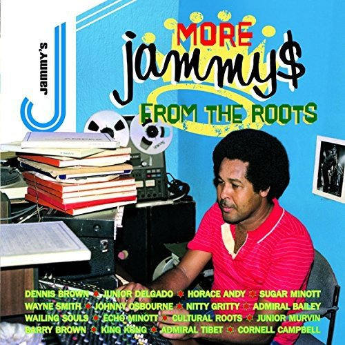 More Jammy's From The Roots (2CD)