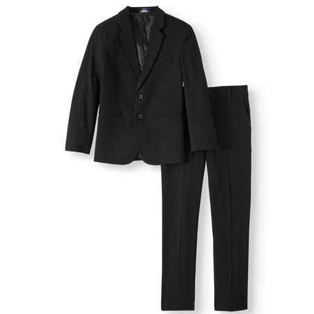 Arrow Aroflex Boys' Stretch Herringbone Suit ()