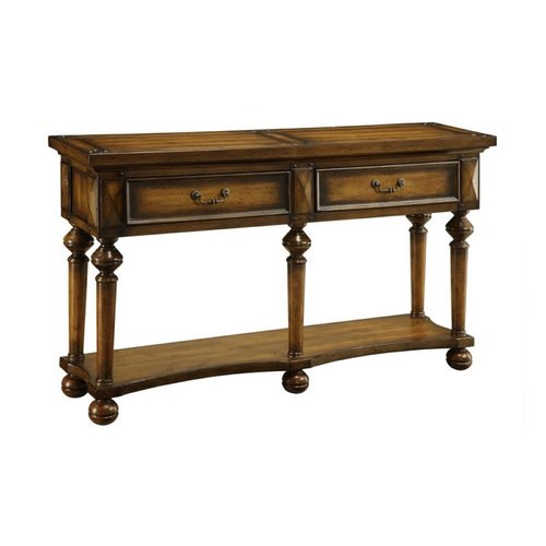 Coast to Coast 67499 2-Drawer Console Table