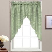 Alcott Hill Powhatan Rod Pocket Swag 38 Curtain Valance