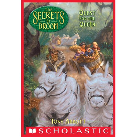The Secrets of Droon #10: Quest for the Queen - eBook](Secret Society Game Halloween Quests)