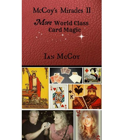 McCoy's Miracles II: More World Class Card Magic - (Best Magic Card In The World)