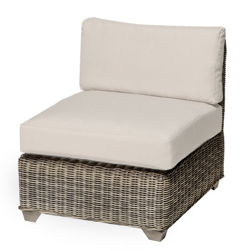 TK Classics Cape Cod Patio Chair with Cushions
