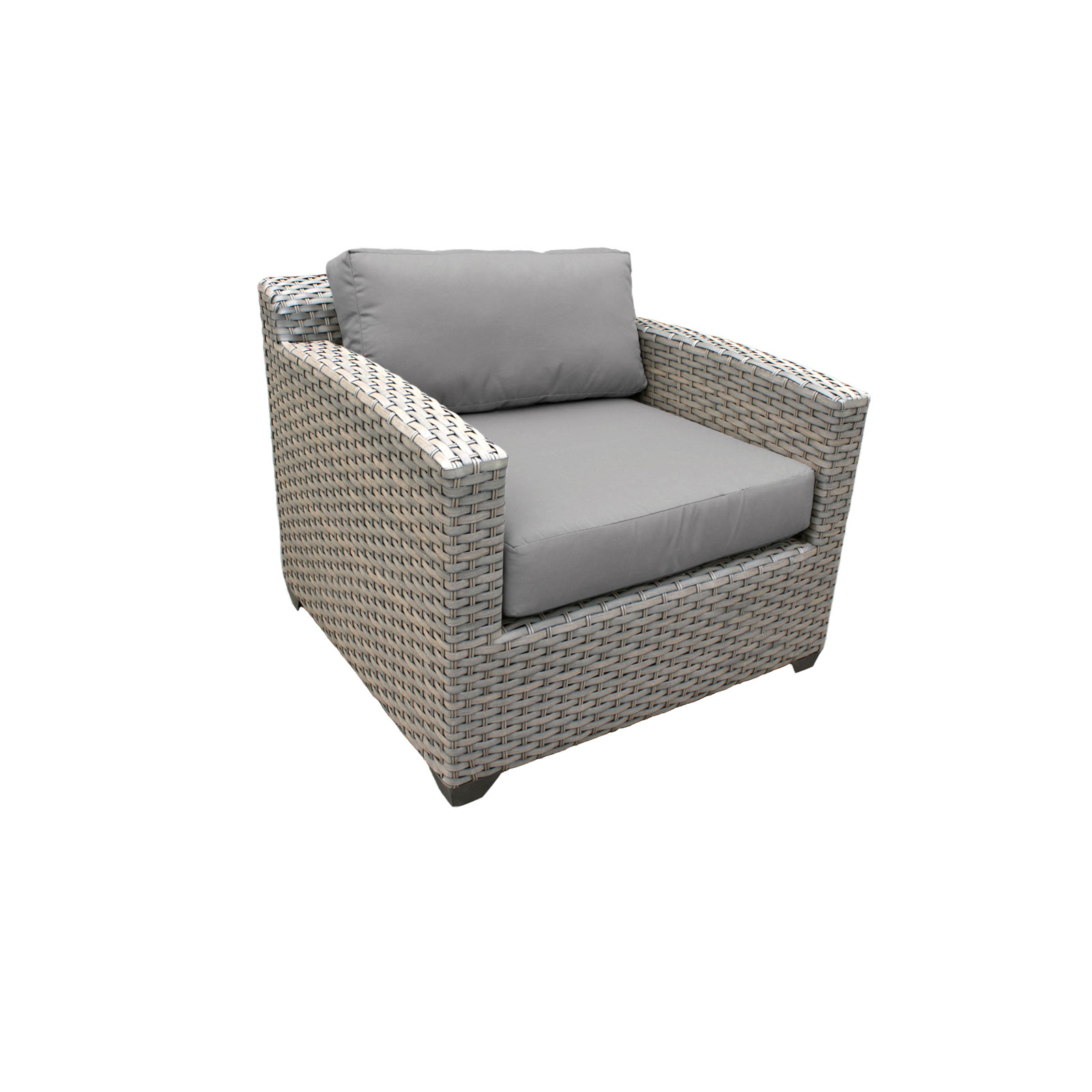Catalina 8 Piece Outdoor Wicker Patio Furniture Set 08c Walmart