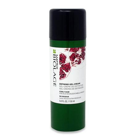 Matrix - Biolage - Defining Gel Cream Crly Hair - 5 Oz - Matrix Biolage Smoothing Gel