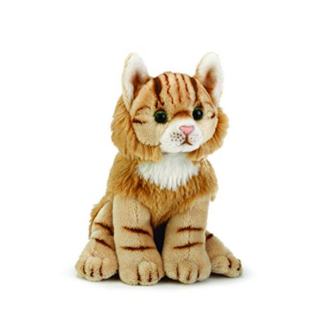 Nat and Jules Plush Toy, Maine Coon Cat - Largest Maine Coon Cat