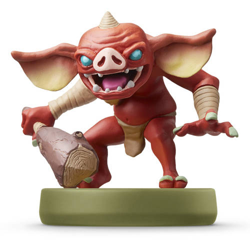 Nintendo Zelda Breath of the Wild Series amiibo, Bokoblin by Nintendo Co., Ltd