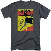 Batman - Batman First - Tall Fit Short Sleeve Shirt - XX-Large